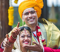 Megha & Andreas Wedding - Wedding Planners in Bangalore