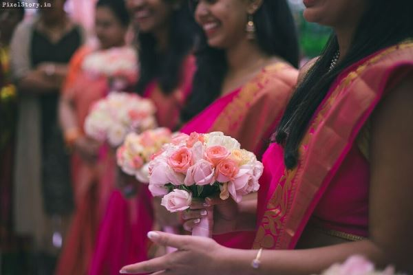 bridesmaids-Wedding Planners in Bangalore