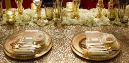 Weddings Menu Planning by 3Production Weddings - Wedding Planners in Bangalore