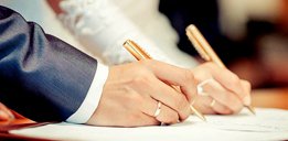 Wedding Registration Licensing by 3Production Weddings - Premium wedding planners in Bangalore